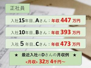 15年目:447万円 / 10年目:393万円 / 5年目:473万円
